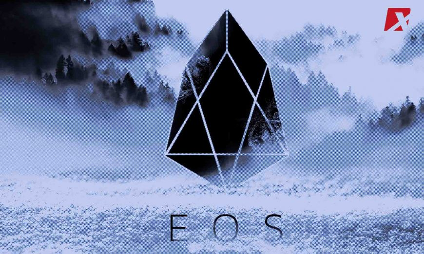 EOS Blockchain Froze