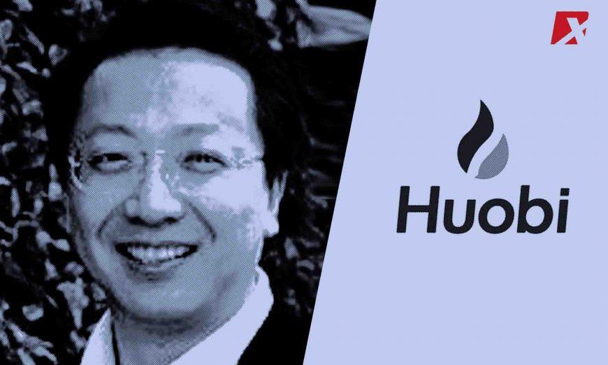 Frank Fu Huobi