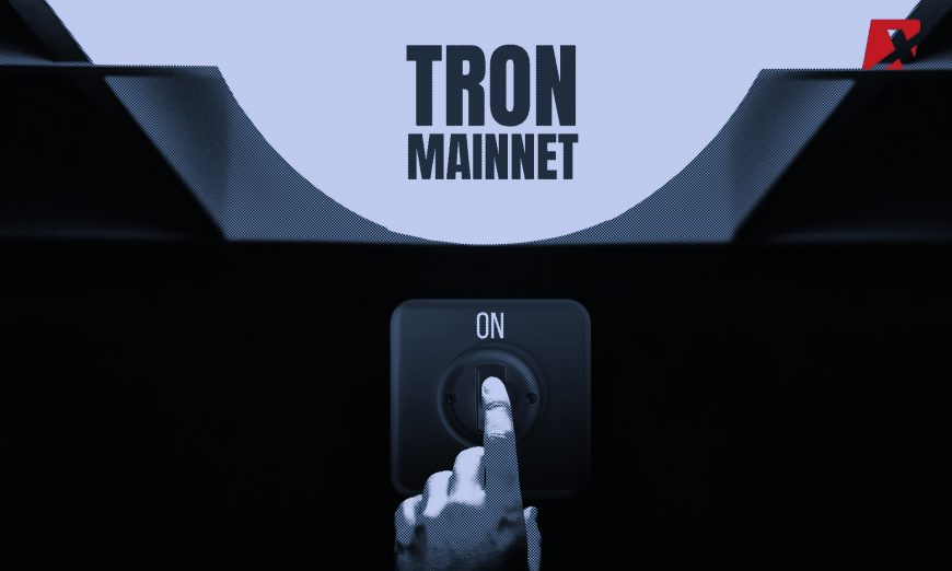 Tron Mainnet Switch