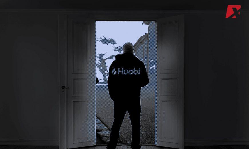 Houbi Leaving