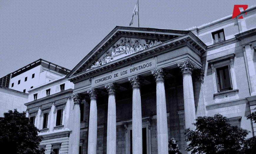 Spanish-legislating-building