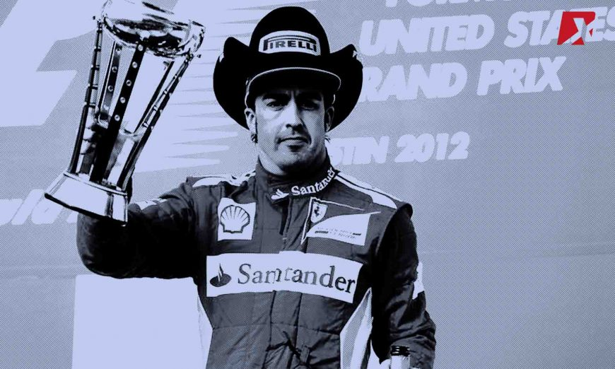 Fernando Alonso KodakOne