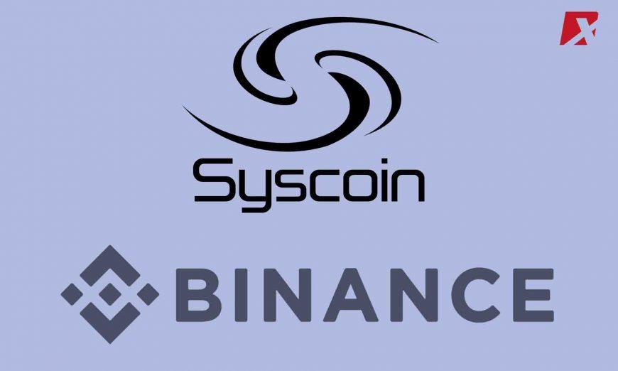 Syscoin Binance