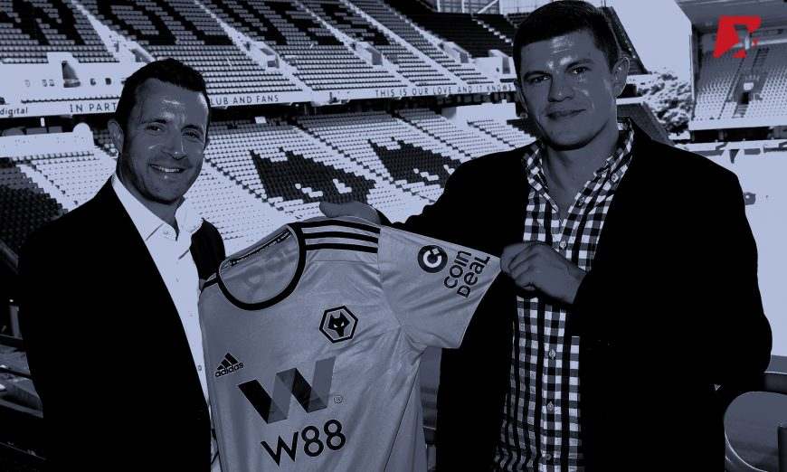 CoinDeal Wolves deal