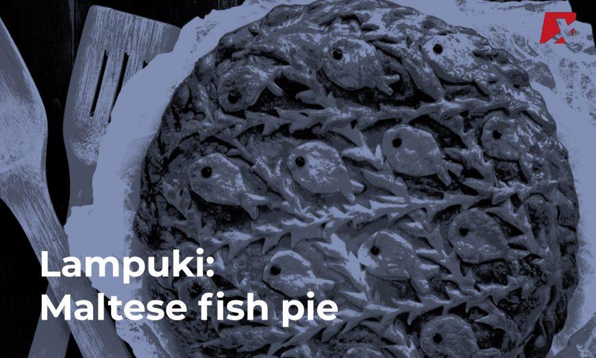 Lampuki Fish Pie
