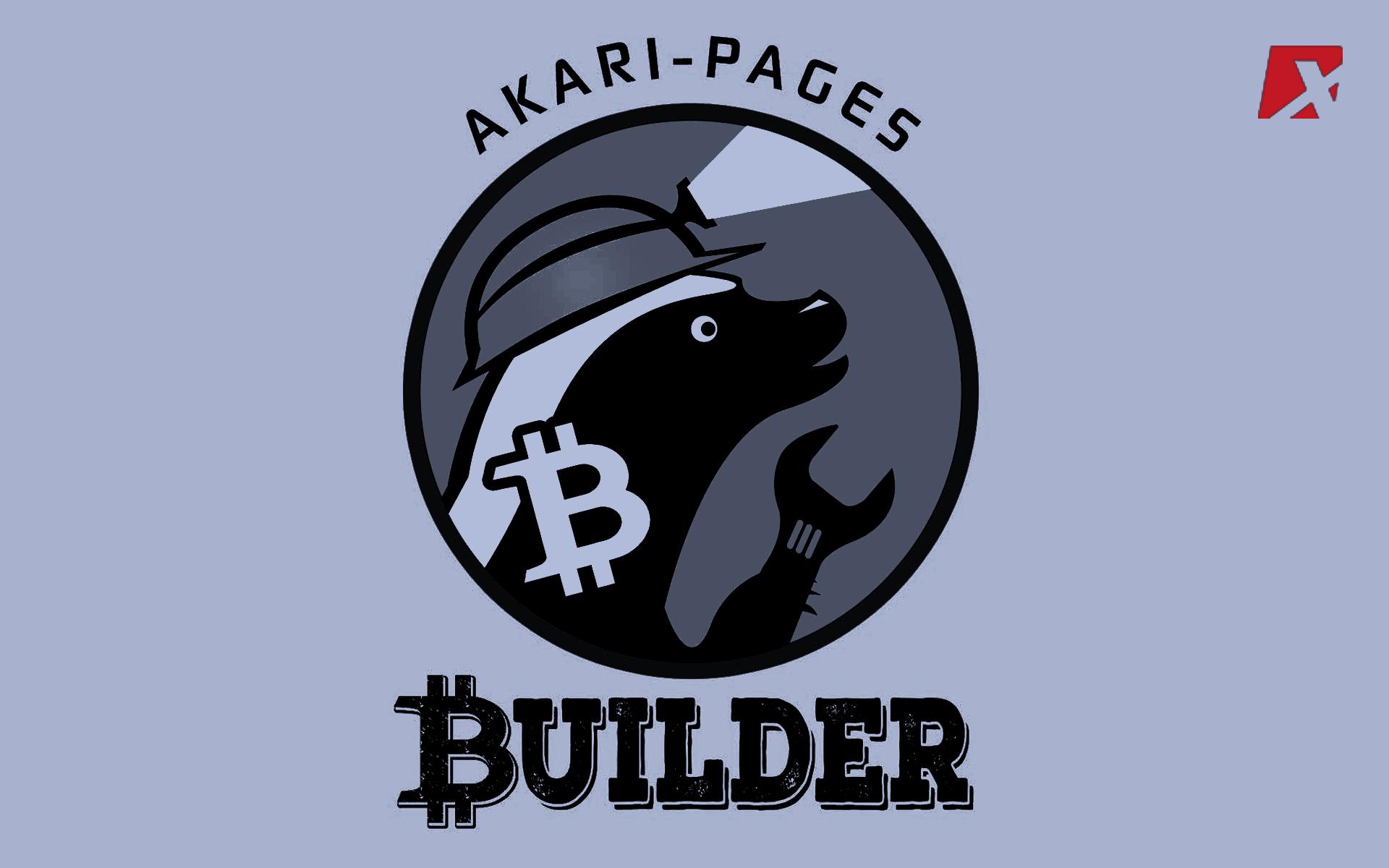 Behold Akari Now Offers BCH-Powered Micro-Site Builder! | Ibinex News