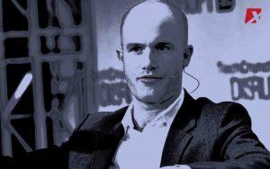 Brian Armstrong, Coinbase CEO