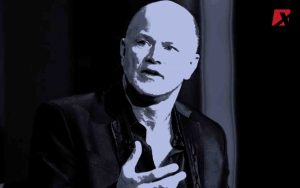 Mike Novogratz, the founder of the Galaxy Digital crypto investment firm