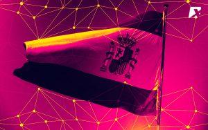 spanish-flag-blockchain