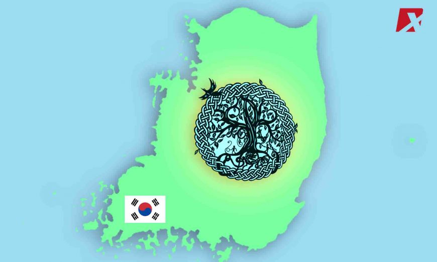 KOREAN-MAP