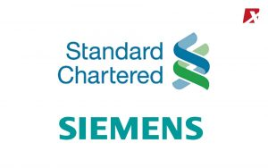 SIEMENS and Standard Chartered