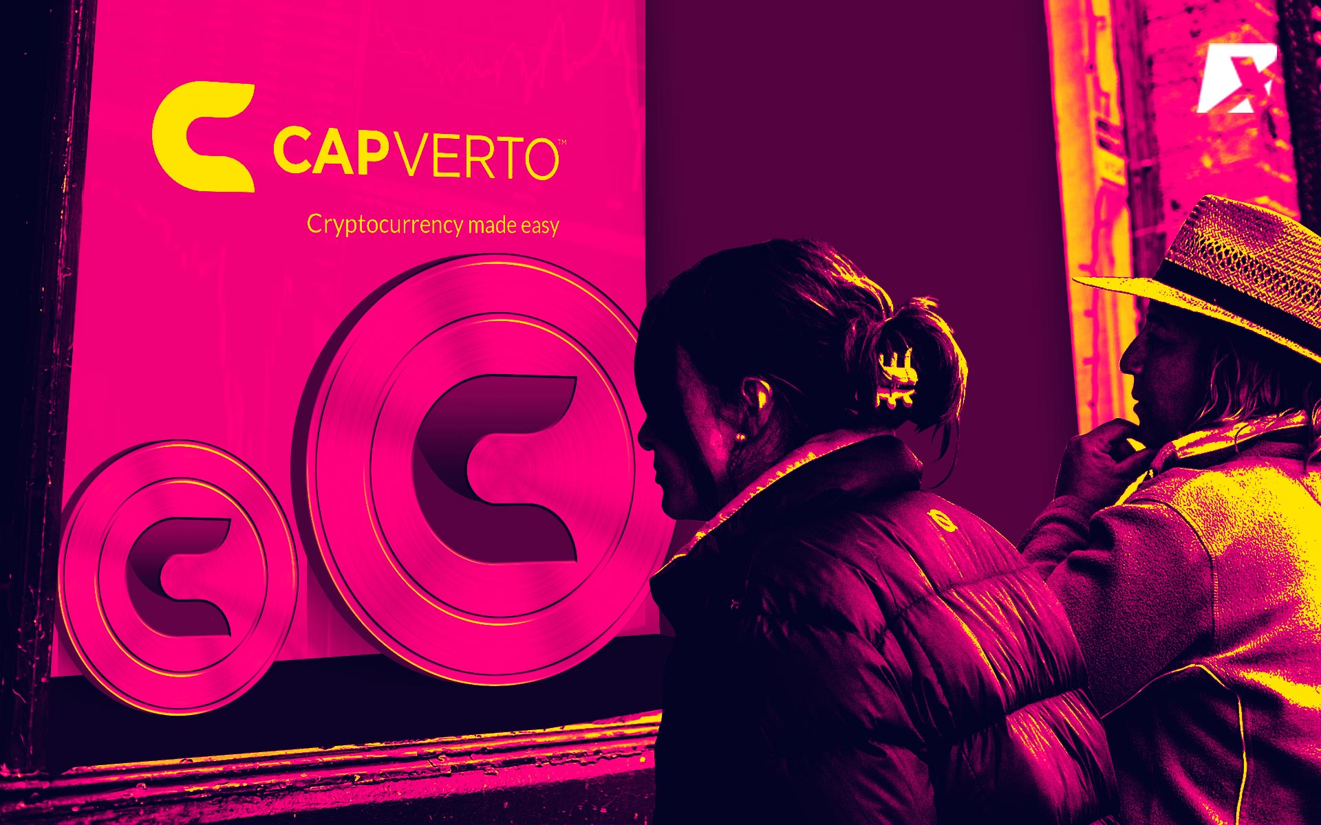 CAPVERTO's Bank-Like Platform Launch for Cryptocurrency Investments