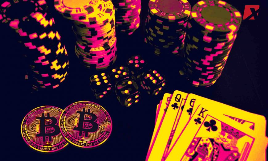 2 Bitcoin Casinos