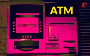 Coinme ATM machines