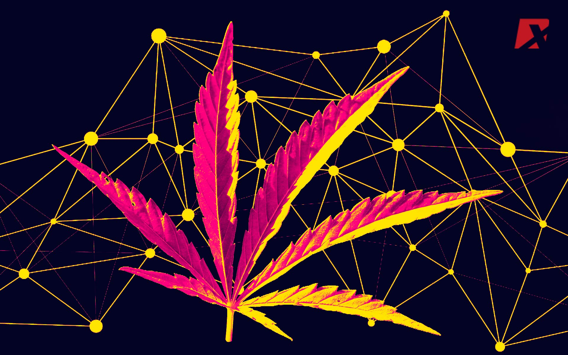 BLOCKStrain Technology's Blockchain Solution For Cannabis Supply Chain