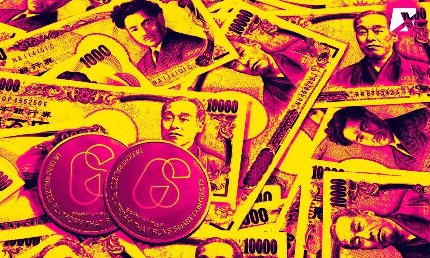 Yen-Backed Stablecoin