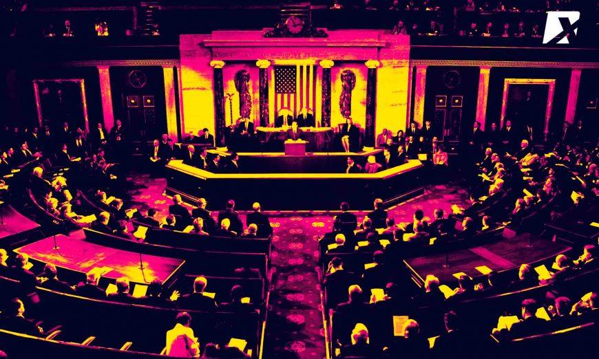 US Congress Crypto