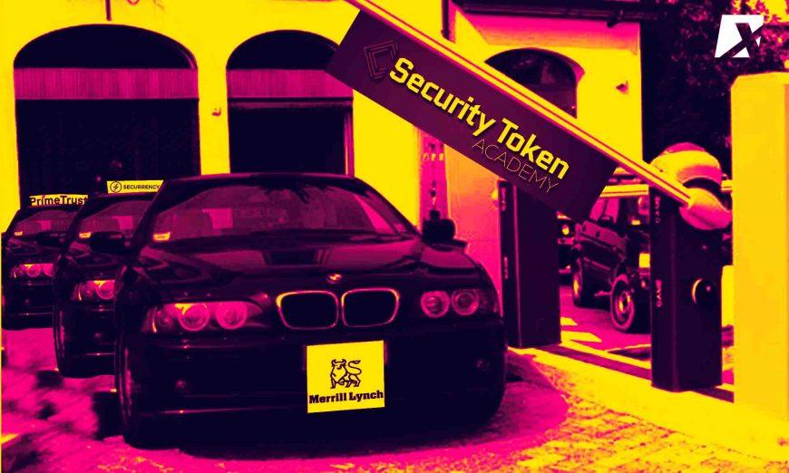 Security Token Industry