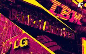 Bank of America - LG and IBM