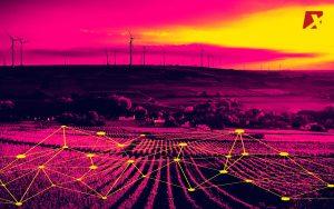 blockchain farm