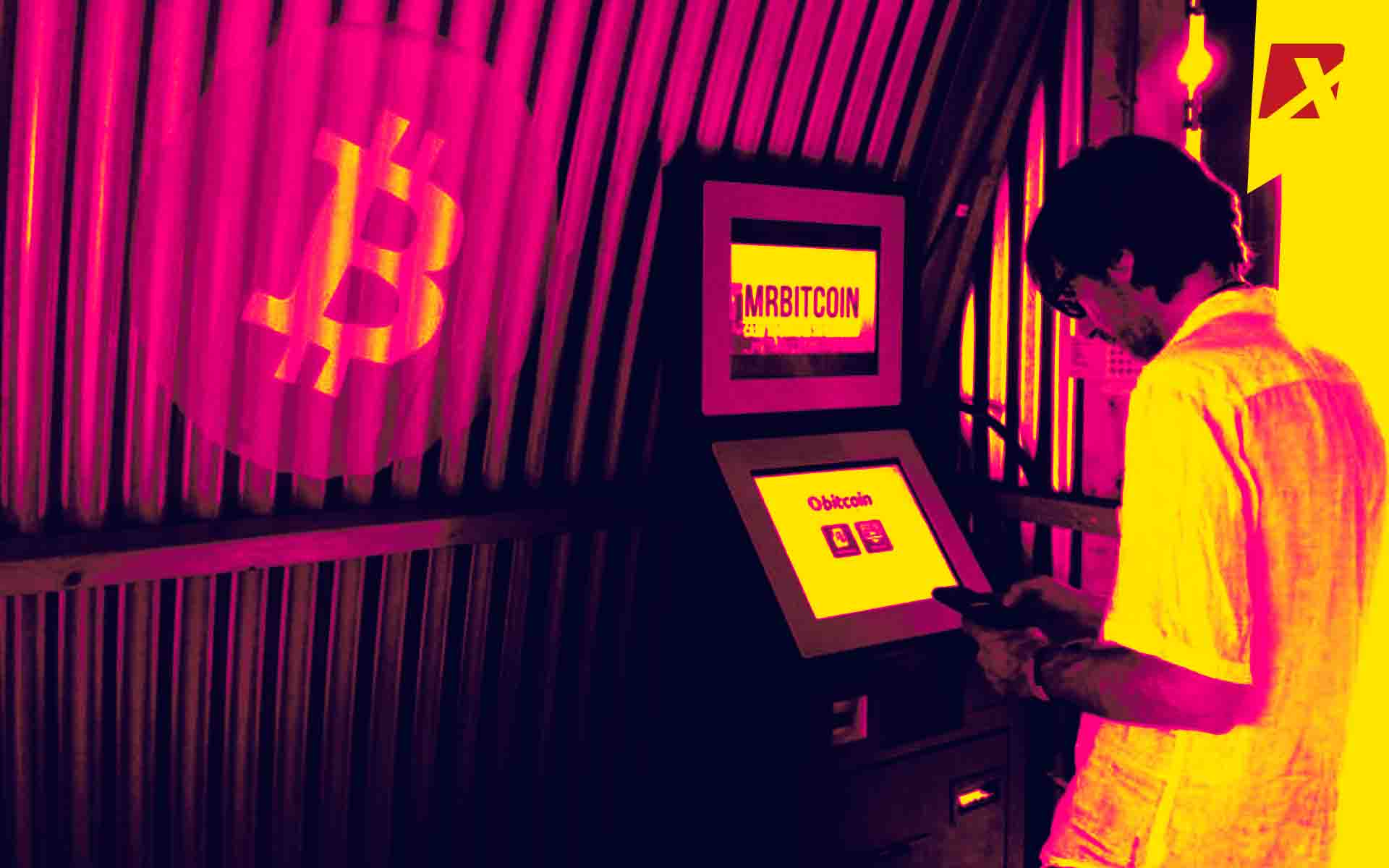 Having Trouble Finding Bitcoin ATMs? Then Head Over To Amsterdam