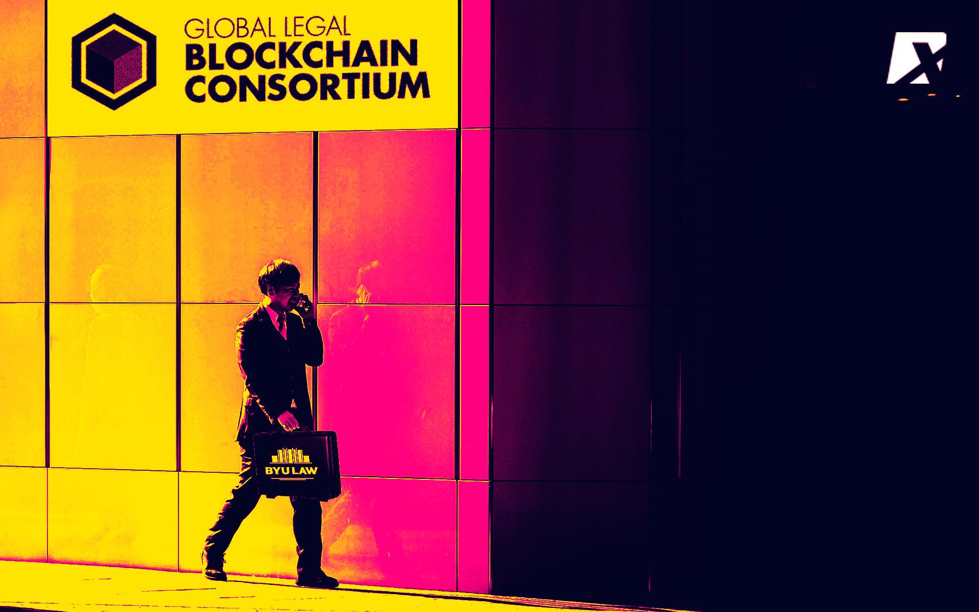 BYU Law: 100th Organization Of the Global Legal Blockchain Consortium