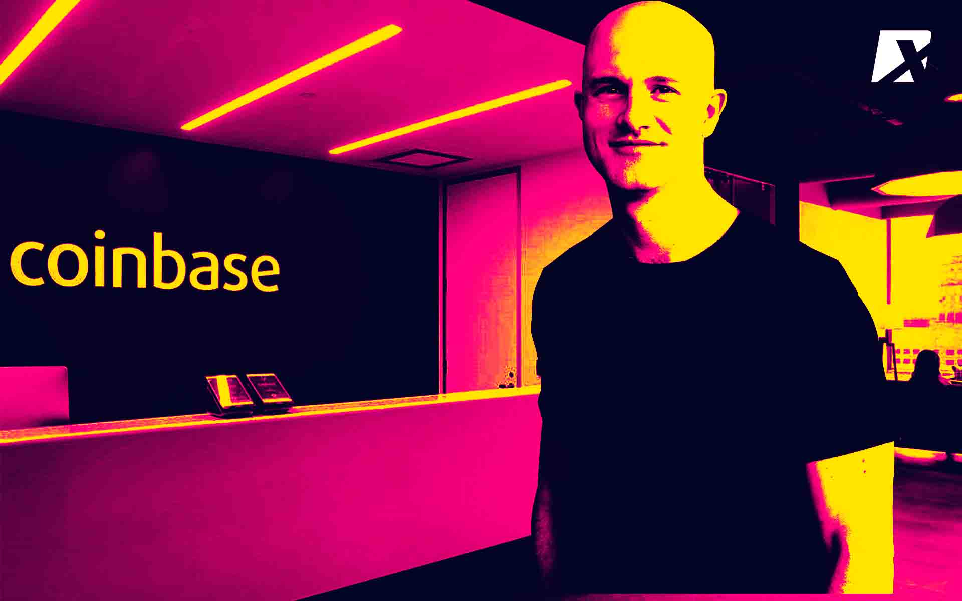 Coinbase Brings On Charles Schwab Exec & Attempts A $500 Mil Deal