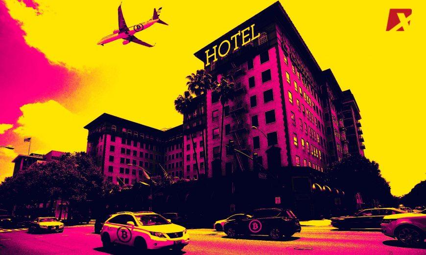 Crypto Hotels