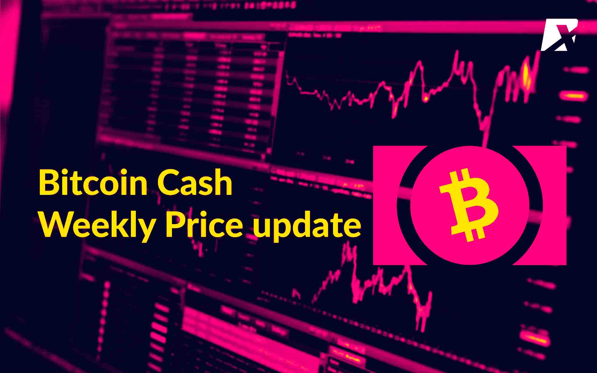 Cryptocurrency Price Analysis: Bitcoin Cash (BCH)
