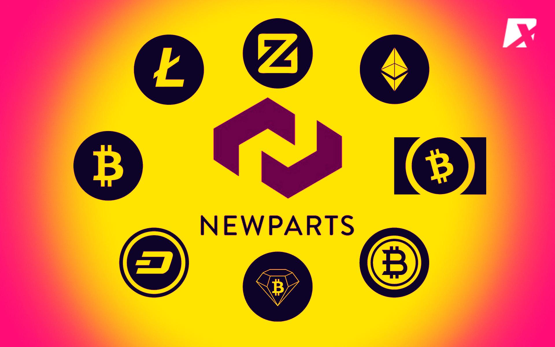 Retailer NewParts Allies With Shopping Cart Elite To Accept 8 Cryptos
