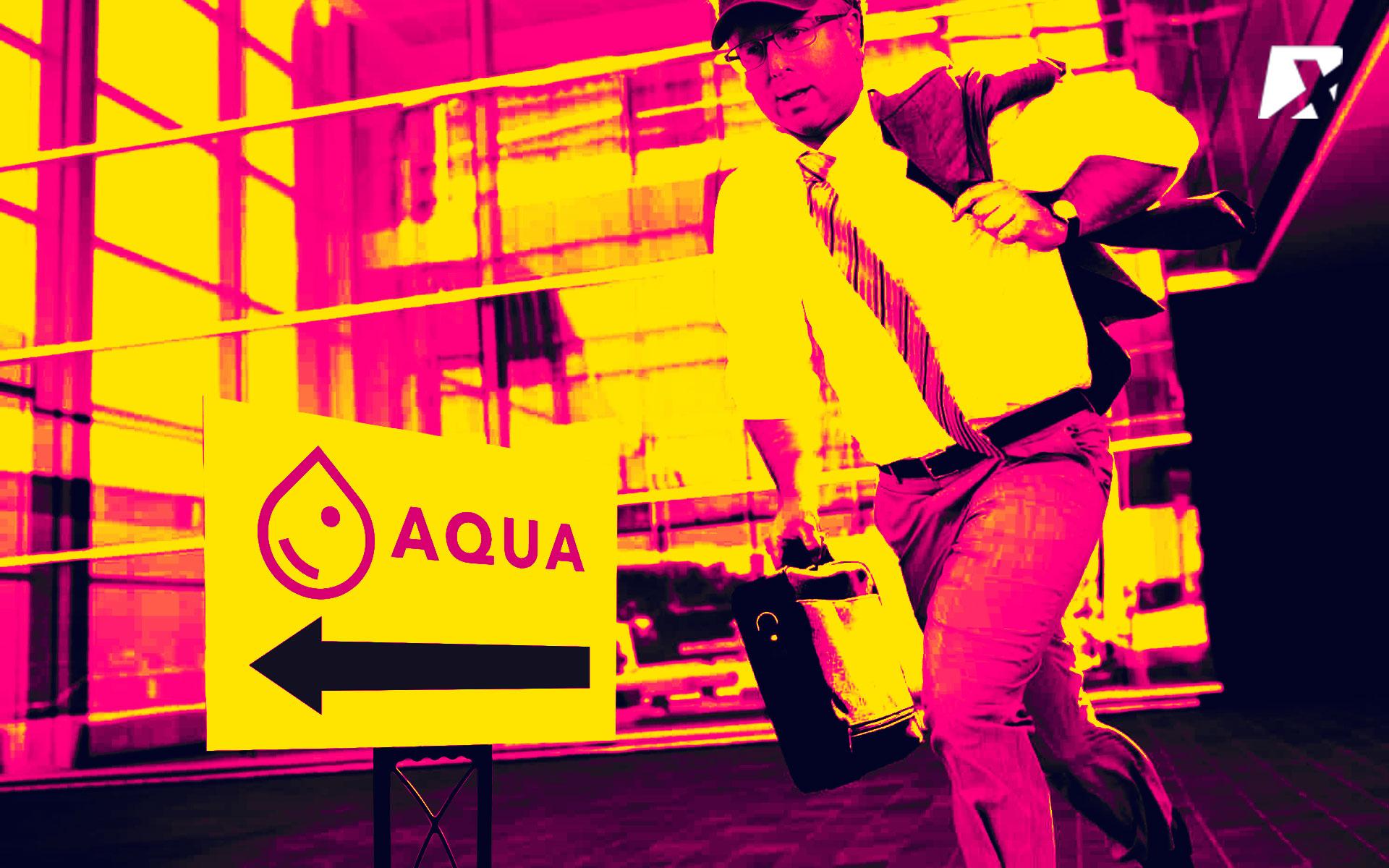 AQUA Intelligence Adds Tech Exec Chuck Goldman To Its Advisory Board
