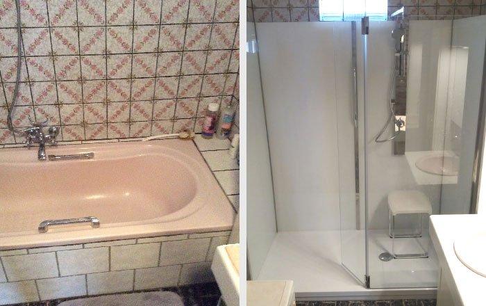 Badkamer Showroom Katwijk : Onze badkamer installaties practicomfort