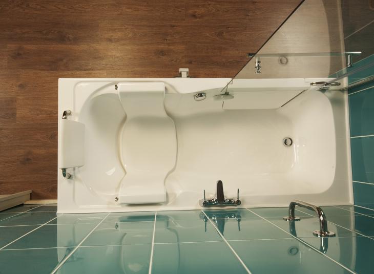 Badkamer Showroom Katwijk : Instapbad aquabathe badkamer practicomfort