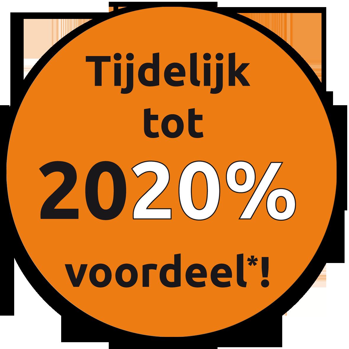 2020Voordeel
