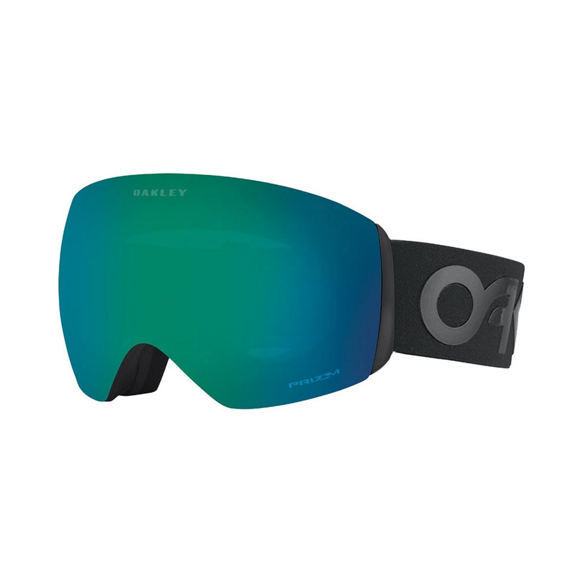 Oakley Flight Deck Factory Pilot Blackout / Prizm Jade Iridium Goggles 2019 / 2020 0
