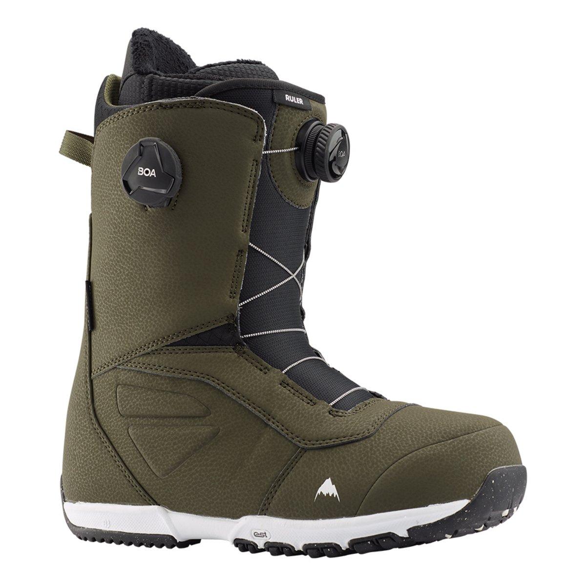 Burton Men's Ruler Double Boa Snowboard Boots 2019 / 2020 0