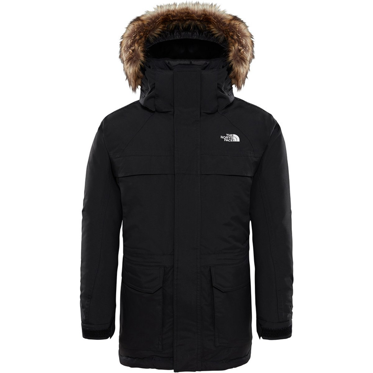 The North Face Boys' McMurdo DryVent Parka Jacket XL 0
