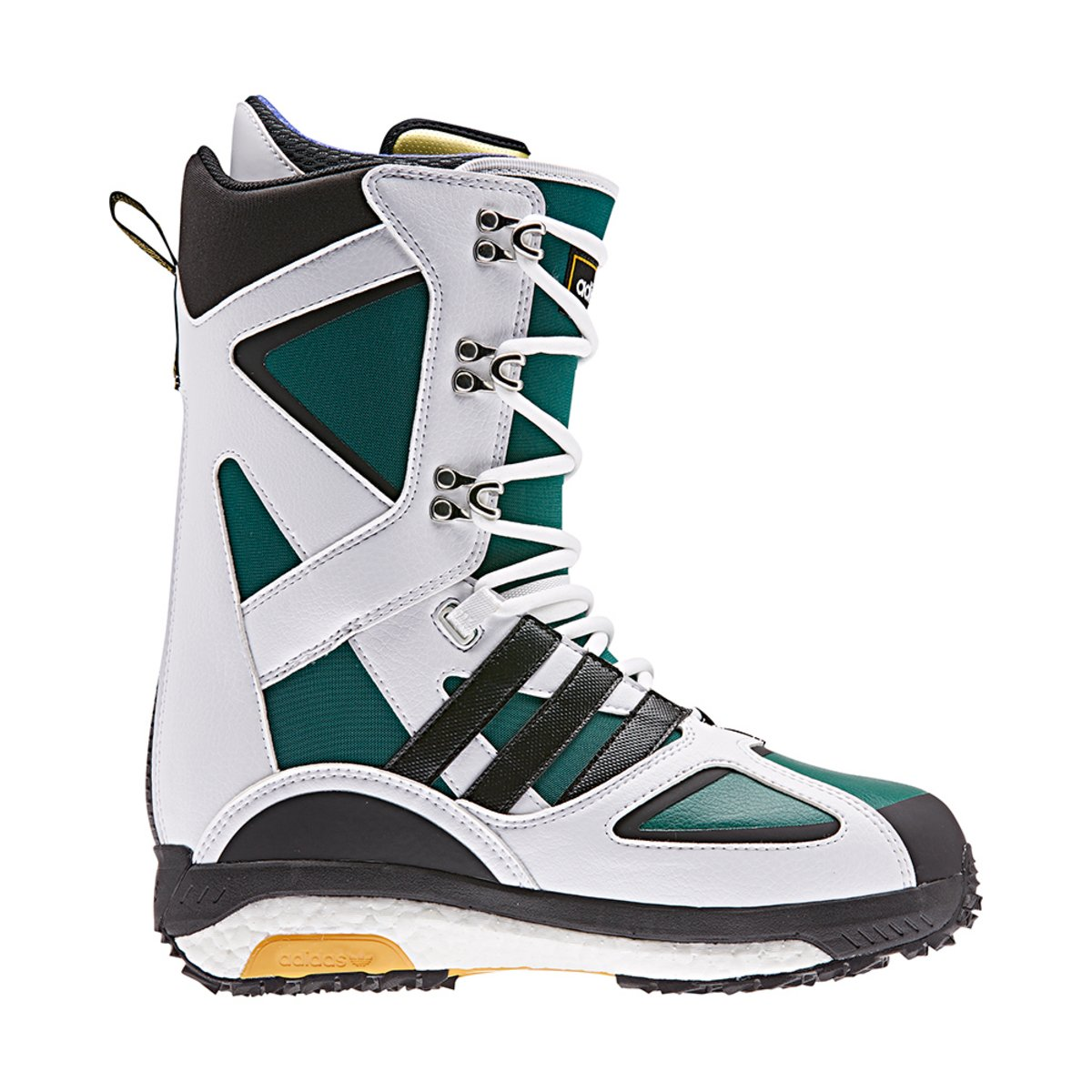 Adidas Men's Tactical Lexicon ADV Snowboard Boots 2019 / 2020 0