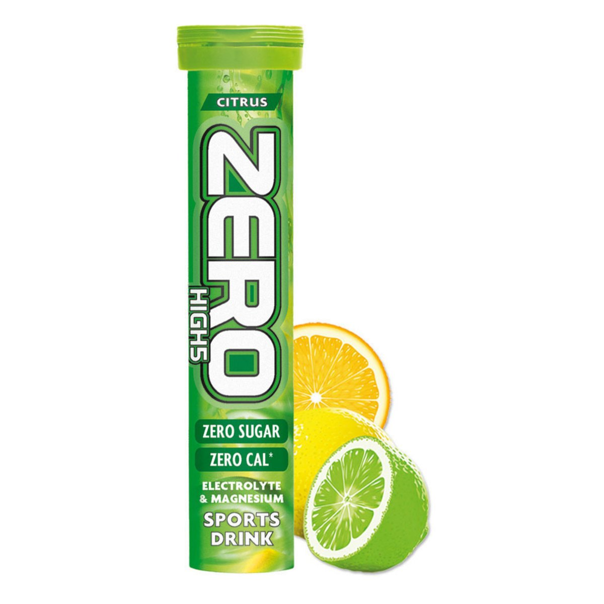 High5 Sports Nutrition Zero Electrolyte Tablets - Citrus 0