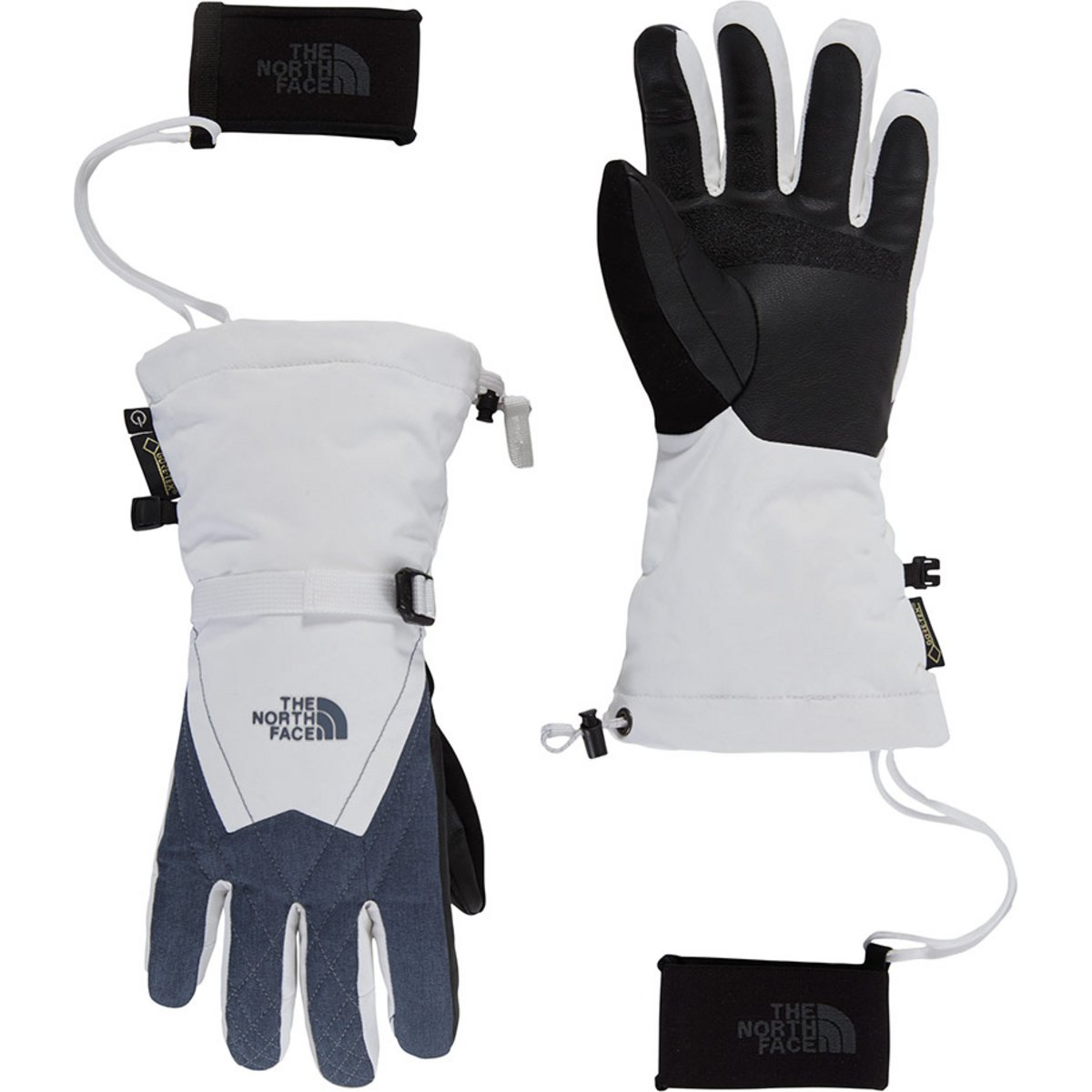 The North Face Women's Montana GORE-TEX Ski Gloves 0