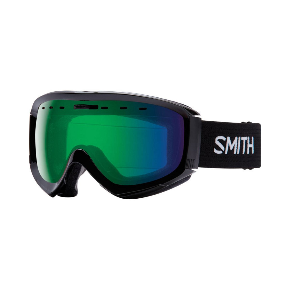 Smith Prophecy OTG Black / Everyday Green Mirror Goggles 2019 / 2020 0