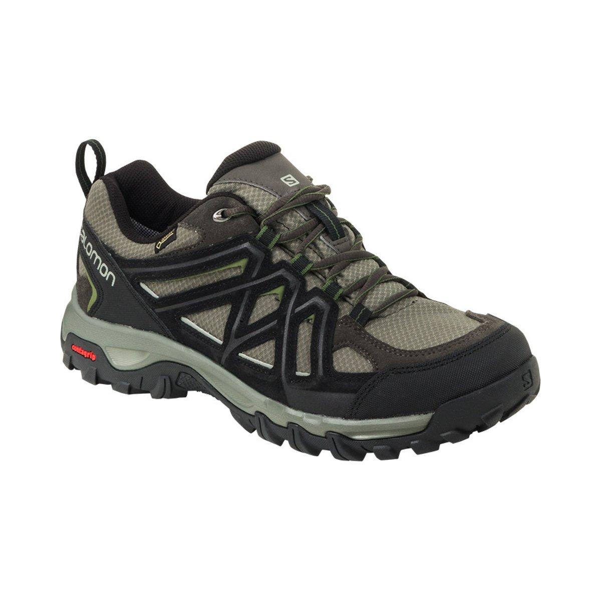 risparmia fino all'80% ultimo stile ultime tendenze Salomon Men's Evasion 2 GORE-TEX Walking Shoes - Ellis Brigham ...