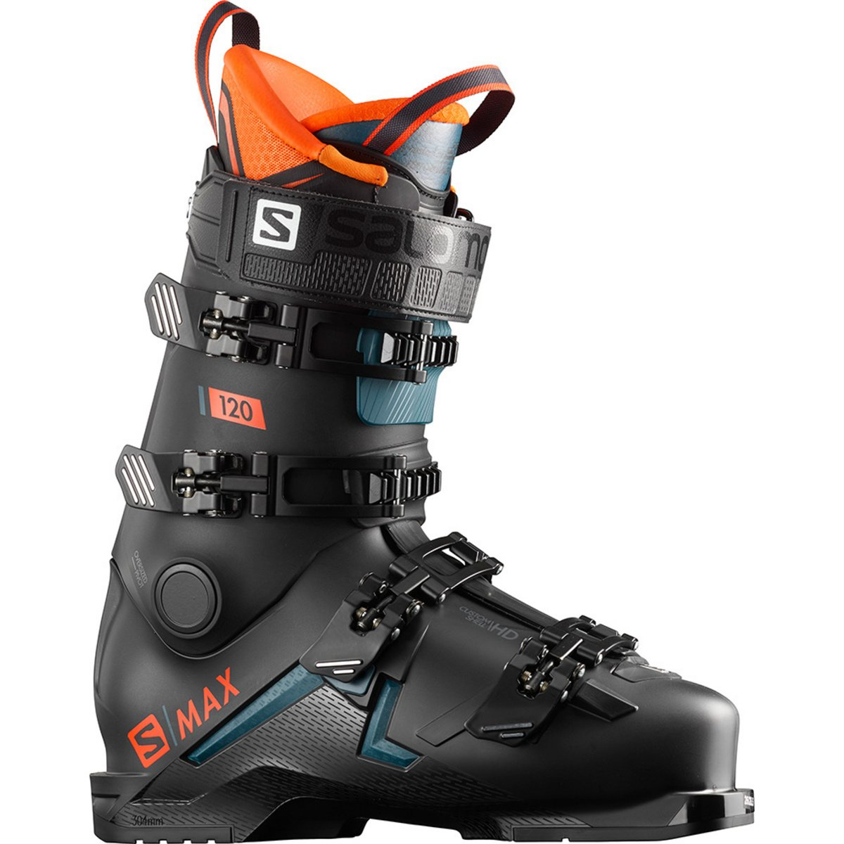 Salomon Men's S/MAX 120 Ski Boots 2019 / 2020 0