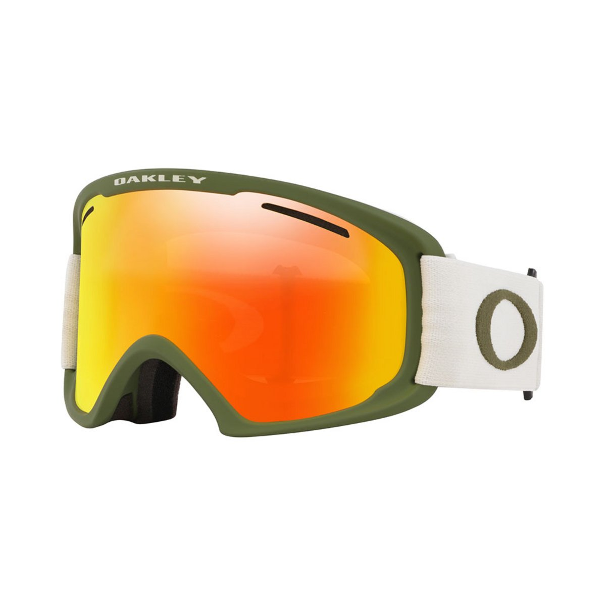 Oakley O Frame 2.0 Pro XL Dark Brush Grey / Fire Iridium + Persimmon Goggles 2019 / 2020 0