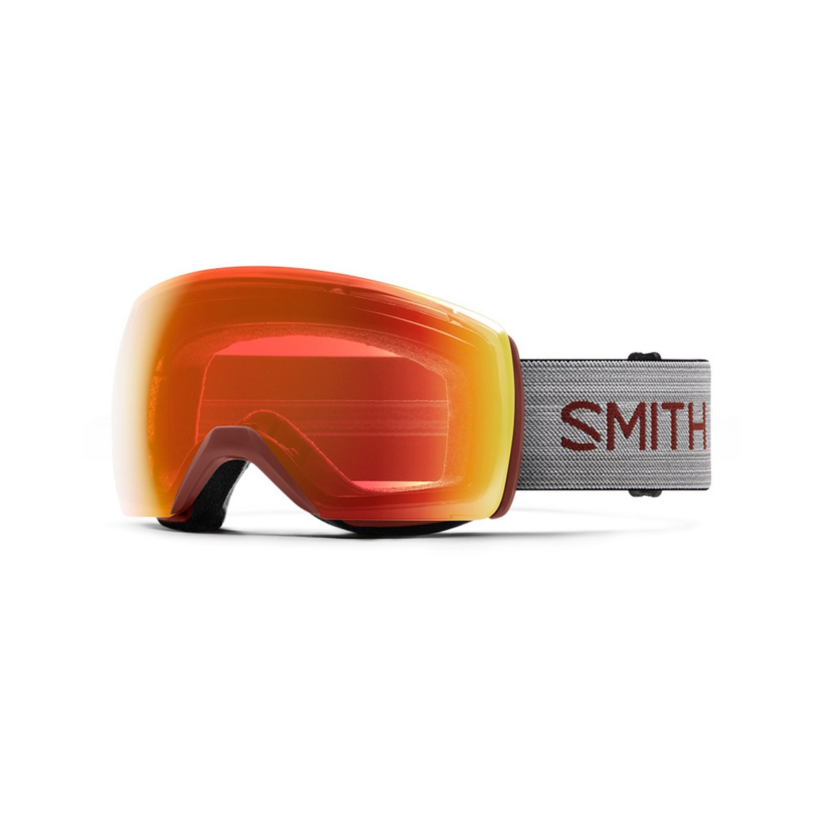 Smith Skyline XL Oxide / ChromaPop Everyday Red Mirror Goggles 2019 / 2020 0