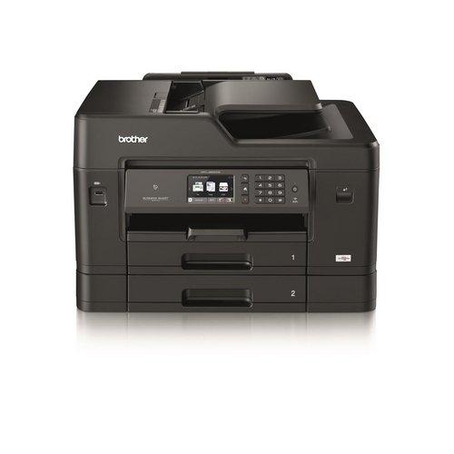 Multifunction Machines Brother Colour Multifunction A3 Inkjet Printer Ref MFCJ6930DWZU1