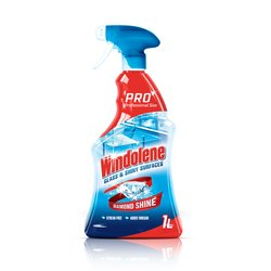 Laundry products Windolene Glass & Shiny Surface Cleaner 1 Litre