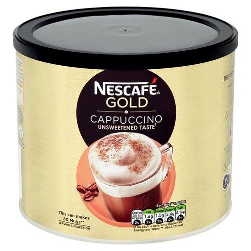 Nescafe Gold Cappuccino Instant Coffee 1kg Ref 12314882