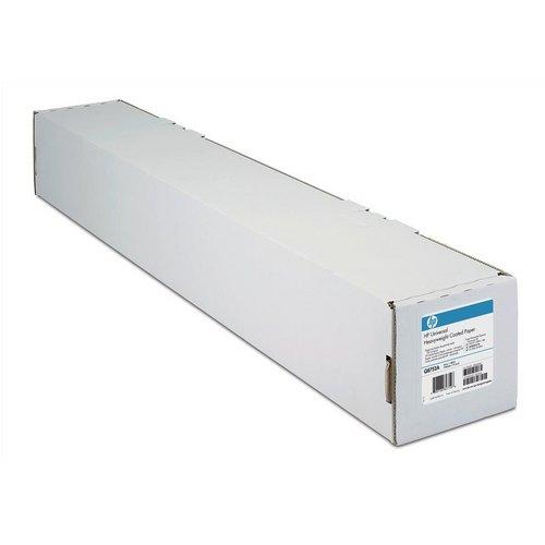Other Sizes Hewlett Packard HP DesignJet Coated Paper 90gsm 42 inch Roll 1067mmx45.7m Ref C6567B
