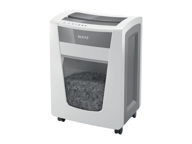 Paper Shredders Leitz OfficePro Shredder Super Micro Cut P-6 plus Ref 80101000